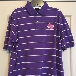 d615e1f9 Tommy Hilfiger Shirts - Tommy Hilfiger Stephen F Austin SFA Men's Polo